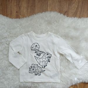 Baby Gap Long Sleeves Tee